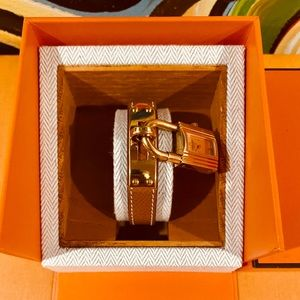 🔥Authentic Hermès Kelly Watch 20 X 20 mm